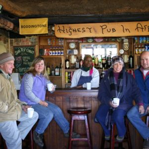 Sani Pass Tag Along